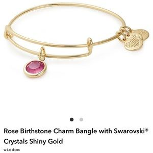 GOLD OCTOBER ALEX AND ANI BANGLE